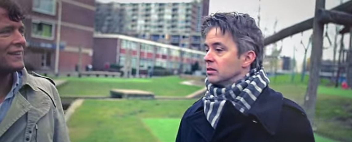 Optreden in filmpje over klimaatadaptatie