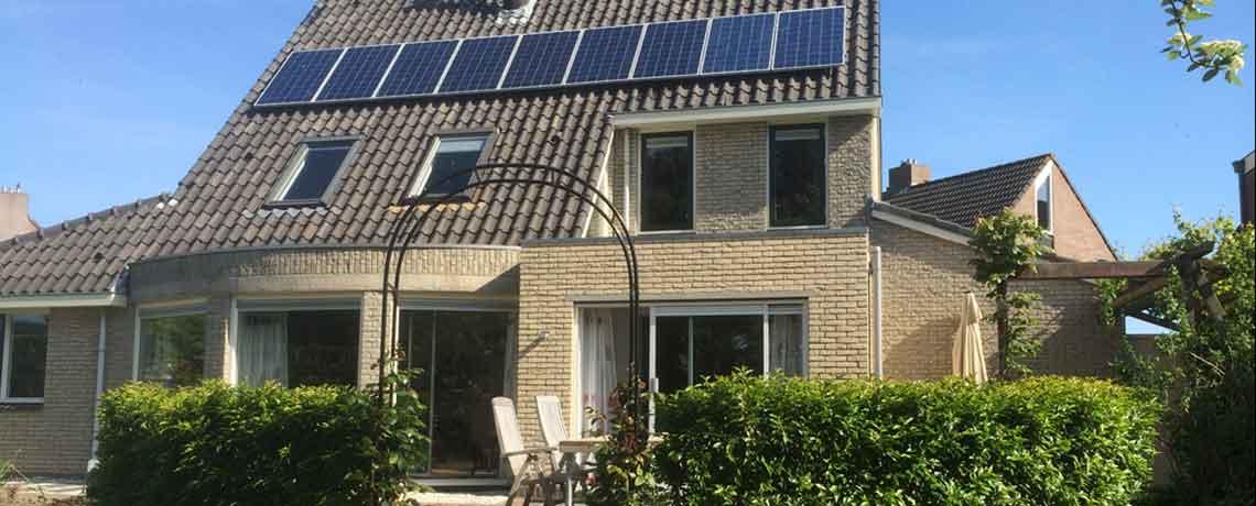 Duurzaam verbouwen woning in Medemblik