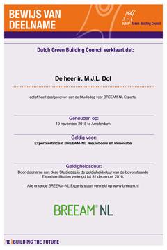 Studio42-certificaat-BREEAM_NL-expert-2016